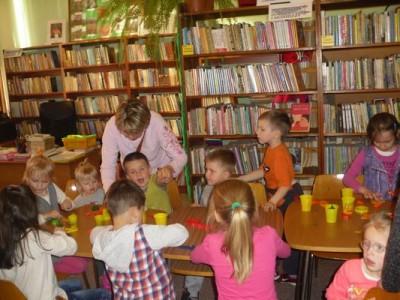 Spotkanie Klubu Małego Czytelnika – kwiecień
