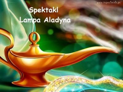 Lampa Aladyna – przedstawienie teatralne