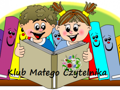 Zapraszamy na spotkanie Klubu Małego Czytelnika