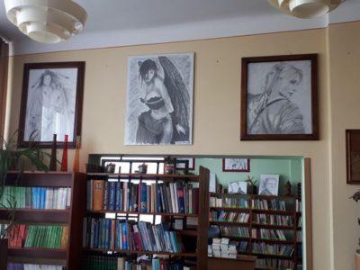 Wystawa prac plastycznych Mariusza Jurczyka