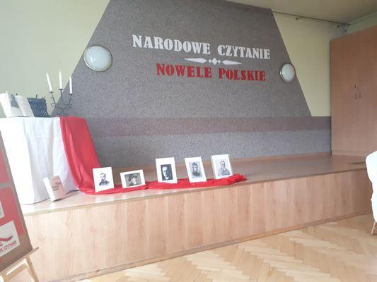 Narodowe Czytanie w Drwini