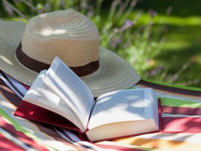 Zabierz książkę na wakacje!