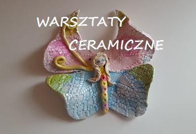 Warsztaty ceramiczne dla dzieci – zapraszamy!