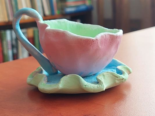 Gliniane cudeńka –  warsztaty ceramiczne